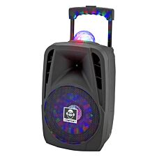 iDance Groove 216 Portable All-in-One Party System with Wireless Mic