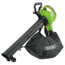 Draper Garden Vacuum/Blower/Mulcher - 3200W