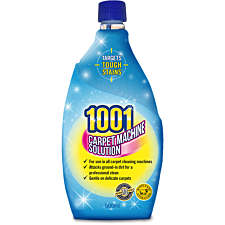 1001 Carpet Machine Carpet Solution - 500ml