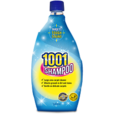 1001 Carpet Shampoo - 500ml