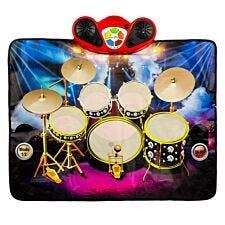 Rainbow Colours Electronic Drum Mat
