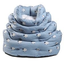 Zoon Counting Sheep Oval Dog Bed