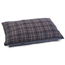 Zoon Plaid Pillow Dog Mattress - Large