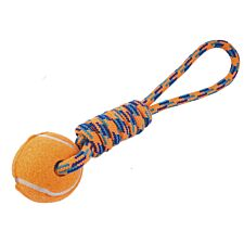 Zoon Uber-Activ Ball & Ball Lobber Dog Toy