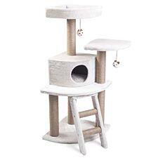 Zoon Deluxe Corner House 1.2m CatZone