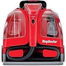Rug Doctor 1093305 Portable Spot Cleaner – Red