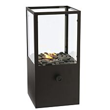 Pacific Lifestyle Cosidome High Fire Lantern - Black