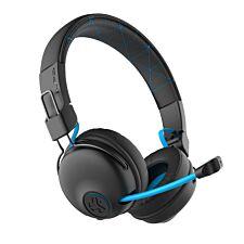JLab Play Gaming Wireless Headset - Black/Blue