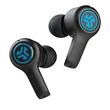JLab JBuds Air Play Gaming True Wireless Earbuds - Black