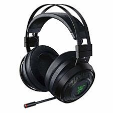 Razer Nari Ultimate Wireless Headset - Black