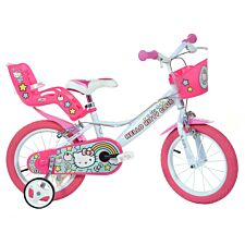 "Hello Kitty 16"" Kids Bicycle"