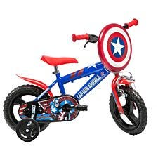 "Captain America 12""Kids Bicycle"
