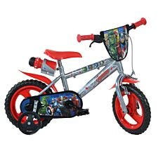 "Marvel Avengers 12"" Kids Bicycle"
