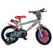 "Marvel Avengers 14"" Kids Bicycle"