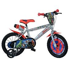 "Marvel Avengers 16"" Kids Bicycle"