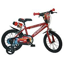"Disney Pixar's Cars 16"" Kids Bicycle"