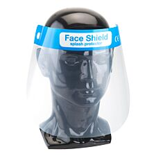 First Aid Face Shield With Anti-Fog Screen