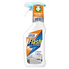 Flash Kitchen Antibacterial Spray - 500ml