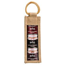Mrs Bridges Triple Preserve Jute Bag