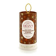Deans Shortbread Belgian Chocolate and Orange Rounds - 150g