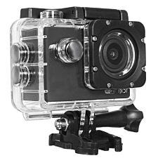 iJoy 1080P No Limits Wifi Action Camera - Black