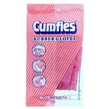 Marigold Cumfies Rubber Gloves - Medium