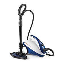 Polti Vaporetto FLR00056GE Smart 40 1800W Steam Mop – White & Blue