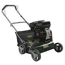 """Webb 40cm (16"""") Petrol Lawn Scarifier"""