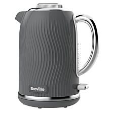 Breville Flow Collection 1.7L Jug Kettle - Grey