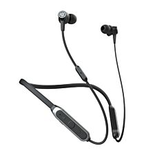 JLab Epic Active Noise Cancelling Wireless Earbuds - Black
