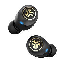 JLab JBuds Air Icon True Wireless Earbuds - Gold/Black