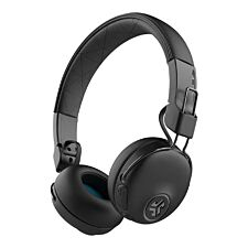 JLab Studio Active Noise Cancelling Wireless On-ear Foldable Headphones - Black