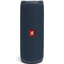 JBL FLIP 5 Portable IPX7 Waterproof Bluetooth PartyBoost Speaker - Blue