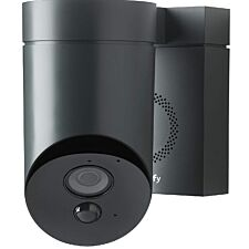 Somfy Outdoor Security Camera - Anthracite Grey