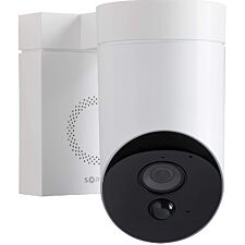 Somfy Outdoor Security Camera - White