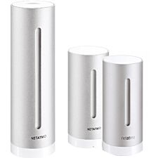 Netatmo Smart Home Weather Station + Smart Indoor Module