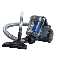 Russell Hobbs RHCV3101 Atlas2 Cyclonic 2.5L Cylinder Vacuum Cleaner – Spectrum Grey & Blue
