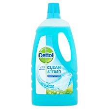 Dettol Power & Fresh Linen & Aqua 1L