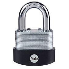 Yale Laminated Steel Padlock 60mm