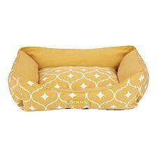 Scruffs Casablanca Box Bed Mustard (M)