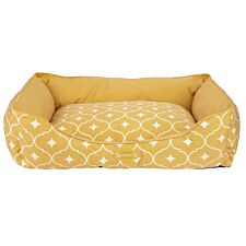 Scruffs Casablanca Box Bed Mustard (XL)