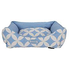 Scruffs Florence Box Bed Blue (M)