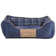 Scruffs Highland Box Bed Blue (S)