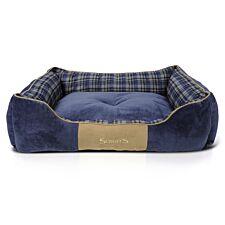 Scruffs Highland Box Bed Blue (XL)