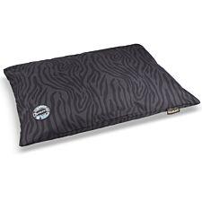 Scruffs Expedition Memory Foam Orthopaedic Pillow Black / Grey (L)