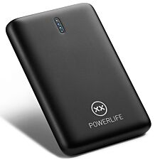 MIXX PowerLife PowerUp 2 Power Bank 5,000mAh - Black