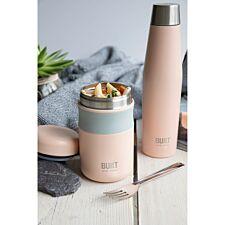 Built Mindful 490ml Food Flask - Pastel