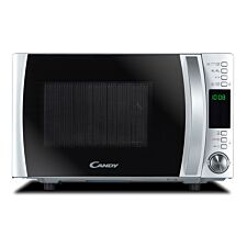 Candy CMXG25DCS 900W Freestanding Digital 25L Microwave and Grill – Silver