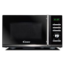 Candy CMGE25BS Freestanding Digital 25L Microwave and Grill – Silver with Mirror Door