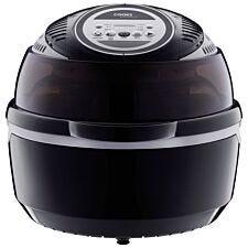 Cooks Professional V2 Rotisserie Air Fryer - Black/Grey